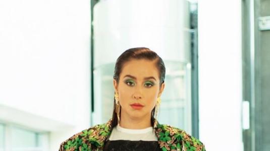 Denise Rosenthal y su quinto look en Viña 2020