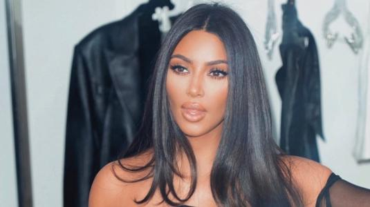 Kim Kardashian se obsesiona con el latex: Lleva 3 días usando el mismo traje
