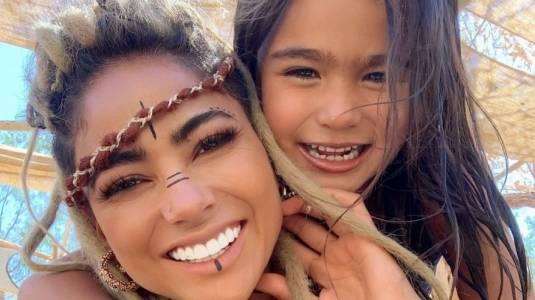 Camila Recabarren sorprende con video de su hija haciendo ejercicio