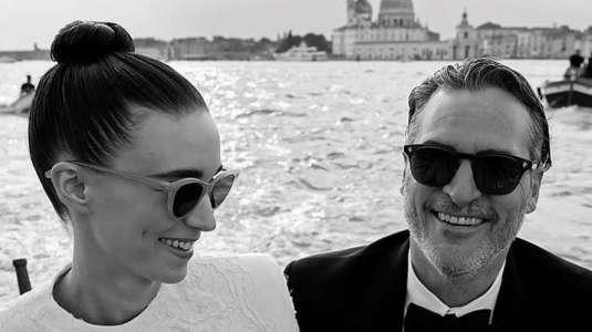 ¡Aseguran que Joaquin Phoenix y Rooney Mara serán padres!
