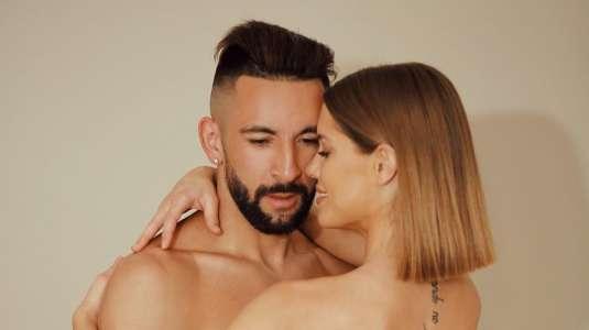 Gala Caldirola celebra primer aniversario de matrimonio junto a Mauricio Isla