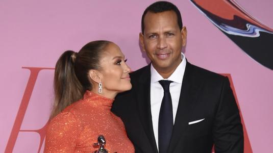 Jennifer Lopez suspendió su matrimonio con Álex Rodríguez