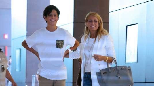Hijo de Cecilia Bolocco reaparece sorpresivamente en televisión
