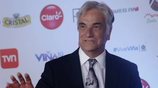 Francisco Reyes llega a Canal 13 para nueva teleserie nocturna