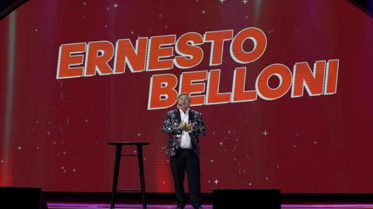 Rutina de Ernesto Belloni desata ola de memes
