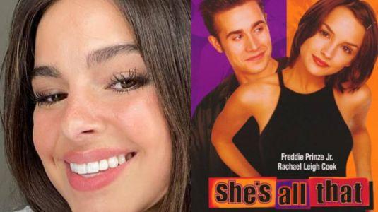 Addison Rae protagonizará remake de famosa película de los 90