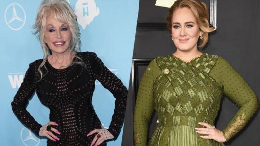 Adele sorprende con curioso look a sus seguidores en Instagram