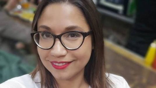Así lucía Alejandra Valle a los 25 años de edad
