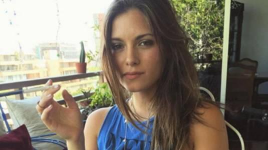"""Gabriela Ernst de """"Amango"""" muestra foto de su avanzado embarazo"""