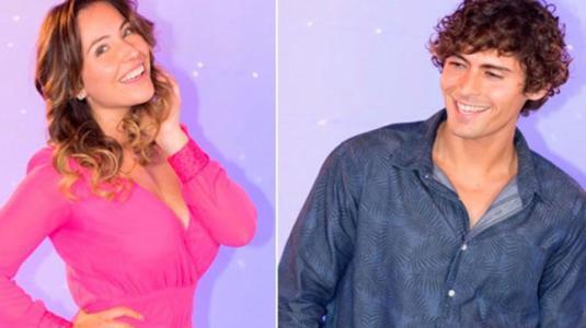 El incómodo momento entre Ángela Duarte y Cristóbal Álvarez que fue captado por las cámaras