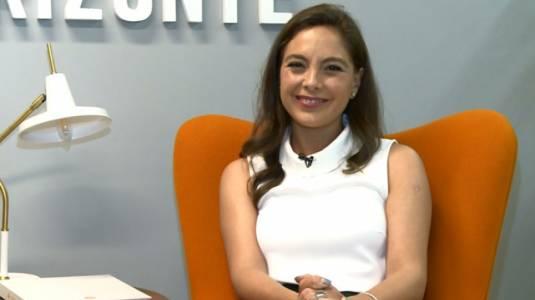 """Ángeles Araya en exclusiva: """"El cariño de la gente me impresiona"""""""
