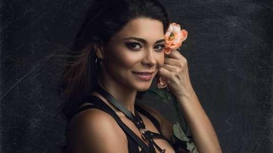 Antonella Ríos le respondió a seguidor que la encontró en Tinder