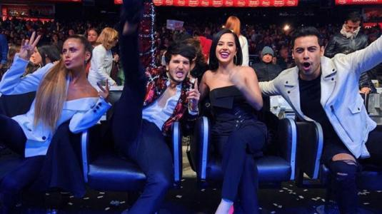 Camila Gallardo responde a los rumores que la vinculan con Sebastián Yatra