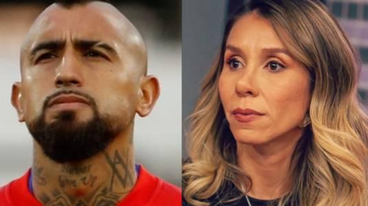Cecilia Gutiérrez recibe amenazas tras criticar a Arturo Vidal
