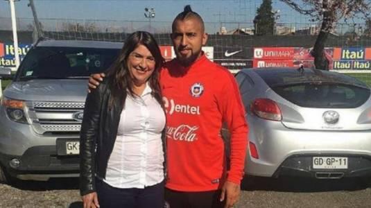 Arturo Vidal llora al hablar de su madre en entrevista: recordó un momento crucial