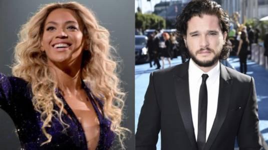Informe AR: Las revelaciones de Beyoncé y Kit Harington