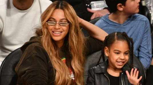 Estilista personal de Blue Ivy comparte video de la pequeña imitando a Beyoncé