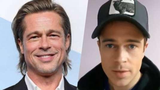 Brad Pitt argentino la rompe en Tik Tok