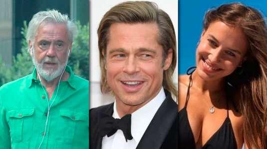 Brad Pitt tiene un romance con joven casada y su esposo lo sabe