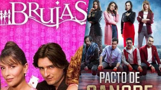 """""""Brujas"""" y """"Pacto de sangre"""" llegan hoy a las pantallas de Canal 13"""