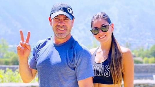Camilla Salas se prepara para manejar los negocios de su padre Marcelo