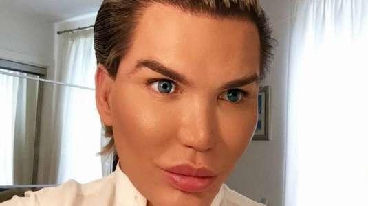 Ken Humano inicia transformación para parecerse a Jennifer Lopez