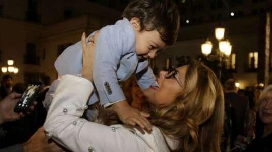 Cathy Barriga celebra en cuarentena el cumpleaños de su hijo menor