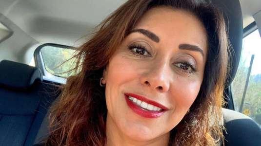 Carmen Gloria Arroyo se emociona tras reencontrarse con su perrito perdido