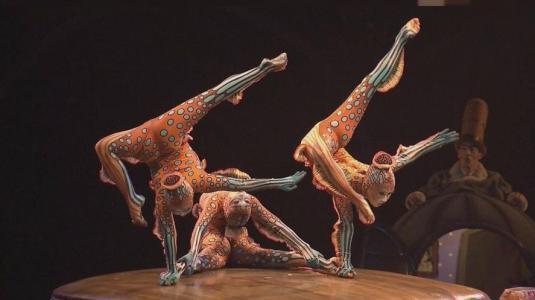Cirue Du Soleil lanza especial para disfrutar en cuarentena