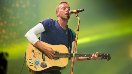¿Por qué Coldplay publicó una foto del partido de Colo Colo y la U?