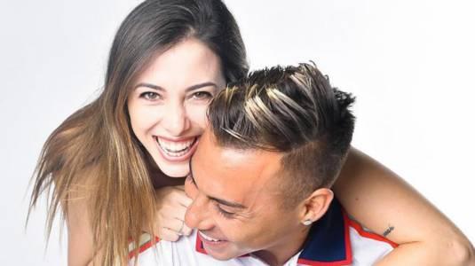 Eduardo Vargas confirma que está separado de Daniela Colett