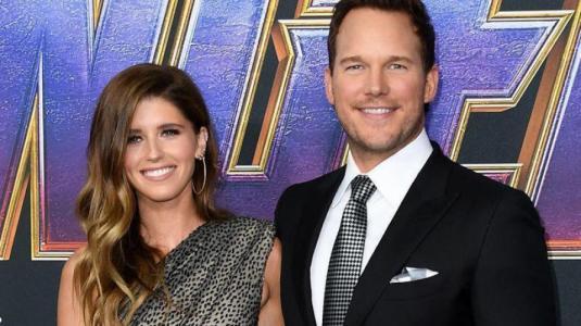 Chris Pratt se casó con Katherine Schwarzenegger después de un año de noviazgo