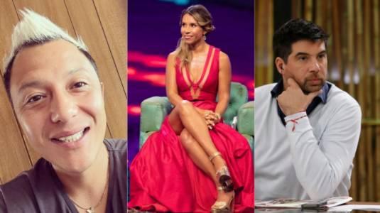 Sergio Rojas se lanza contra Cecilia Gutiérrez y Mario Velasco