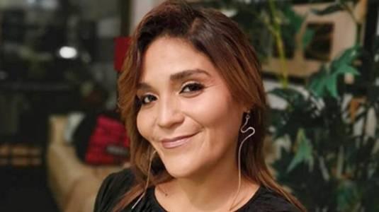 Kathy Orellana impacta con sutil retoque en su rostro
