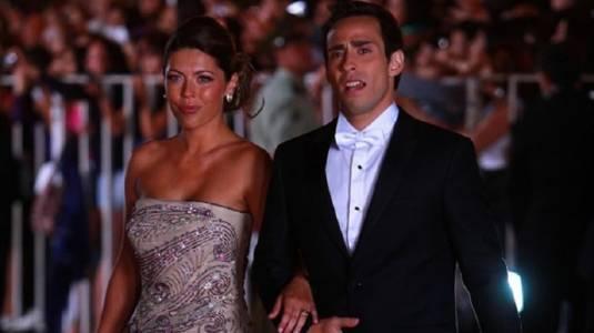Jorge Valdivia muestra su cuerpazo tras mensajes de esposa