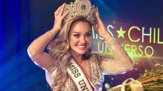 """Daniela Nicolás y el glamoroso traje de """"La Pincoya"""" que usará en  Miss Universo 2021"""