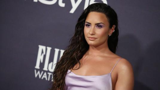 Amor en cuarentena: Demi Lovato es captada comprando víveres con su nueva pareja
