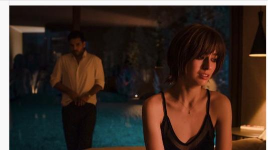 Mariana Di Girolamo tuvo como referente a Coté López para su nueva película
