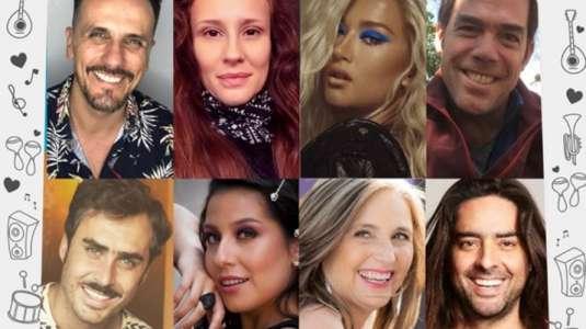 Cantantes y actores celebran el Día del Niño con la Fundación Vivir más Feliz