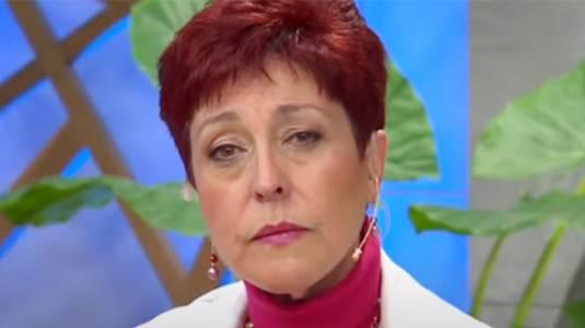 Doctora Herrera y su susto por desconocida reacción alérgica