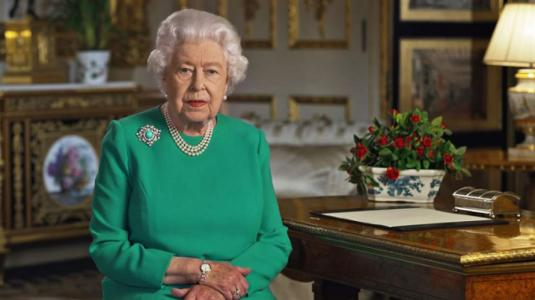 "Reina Isabel II hizo discurso histórico: ""Venceremos al coronavirus"""