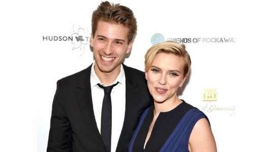 Scarlett Johansson: conoce al guapo hermano mellizo de la actriz