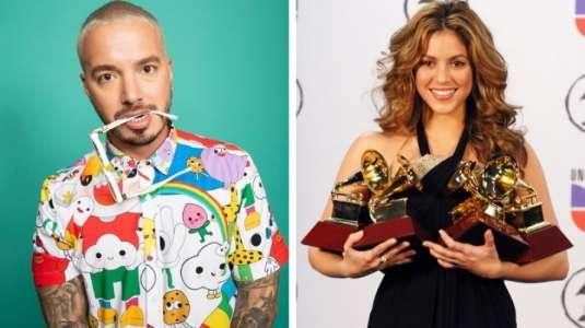 J Balvin se burla de Shakira y es duramente criticado por sus seguidores