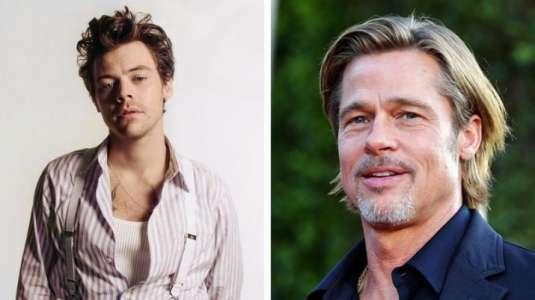 Brad Pitt y Harry Styles protagonizarán nueva película de ciencia ficción