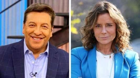 Kathy Salosny incomoda a Julio César Rodríguez con pregunta sobre el amor