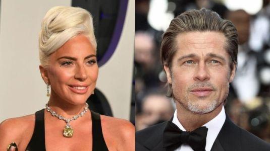Lady Gaga y Brad Pitt serán parte de una nueva película de acción