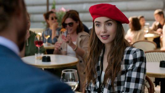 """¡Es un hecho! Netflix confirma segunda temporada de """"Emily in Paris"""""""