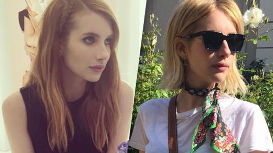 El boom de los cambios en el cabello de las celebridades