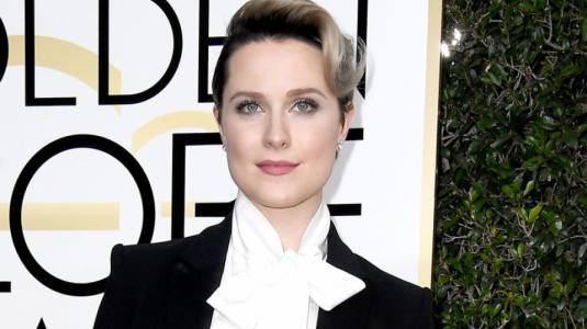 La aplaudida explicación de Evan Rachel Wood por su vestuario en los Golden Globes