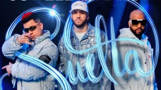 """Valentino se """"Suelta"""" en nuevo video junto a Jowell y Randy"""